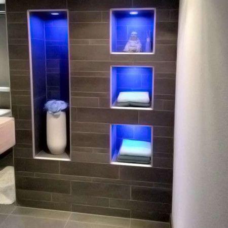 LED Einbauleuchte LEDlite Recta 11 blau #Gartenbeleuchtung