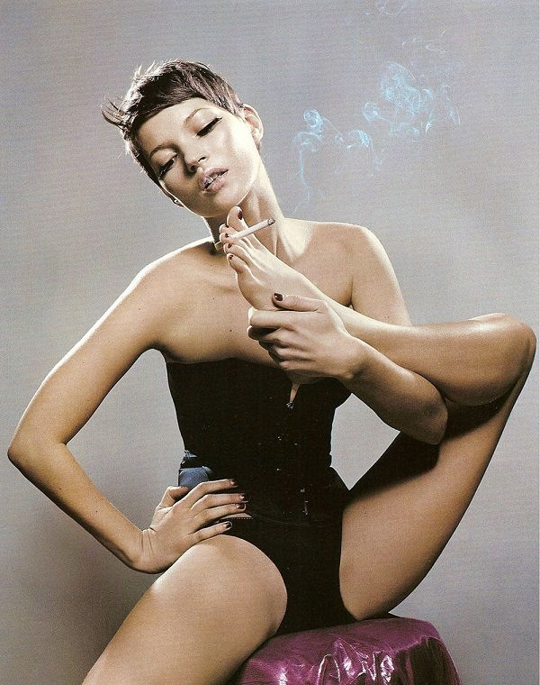 Kate Moss / Mert & Marcus / Numéro #23 May 2001.
