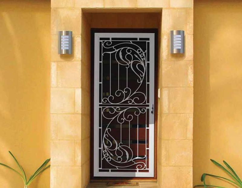 decorative storm door. Nice Decorative Security Screen Doors  2 Crimsafe Safety Diamond Grille