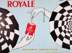 Bernard Villemot, Royale Cigarettes