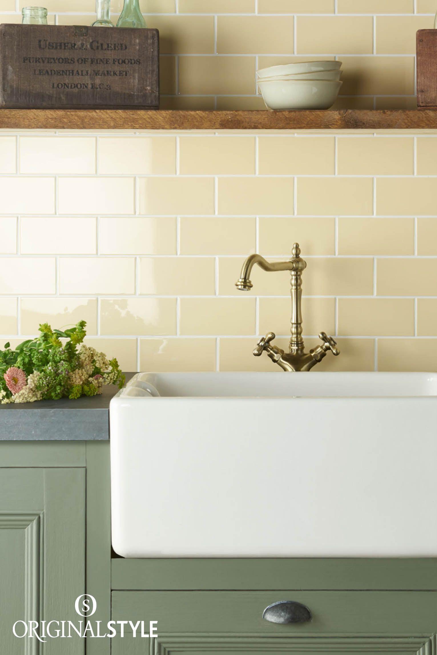 Regency Cream S9002 Bathroom Wall Tile Green Kitchen Backsplash Bathroom Wall