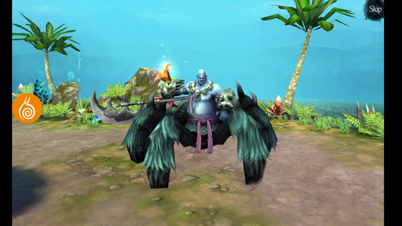 Chaos Legends 3D MMORPG Android and IOS ~ New class added: Archer