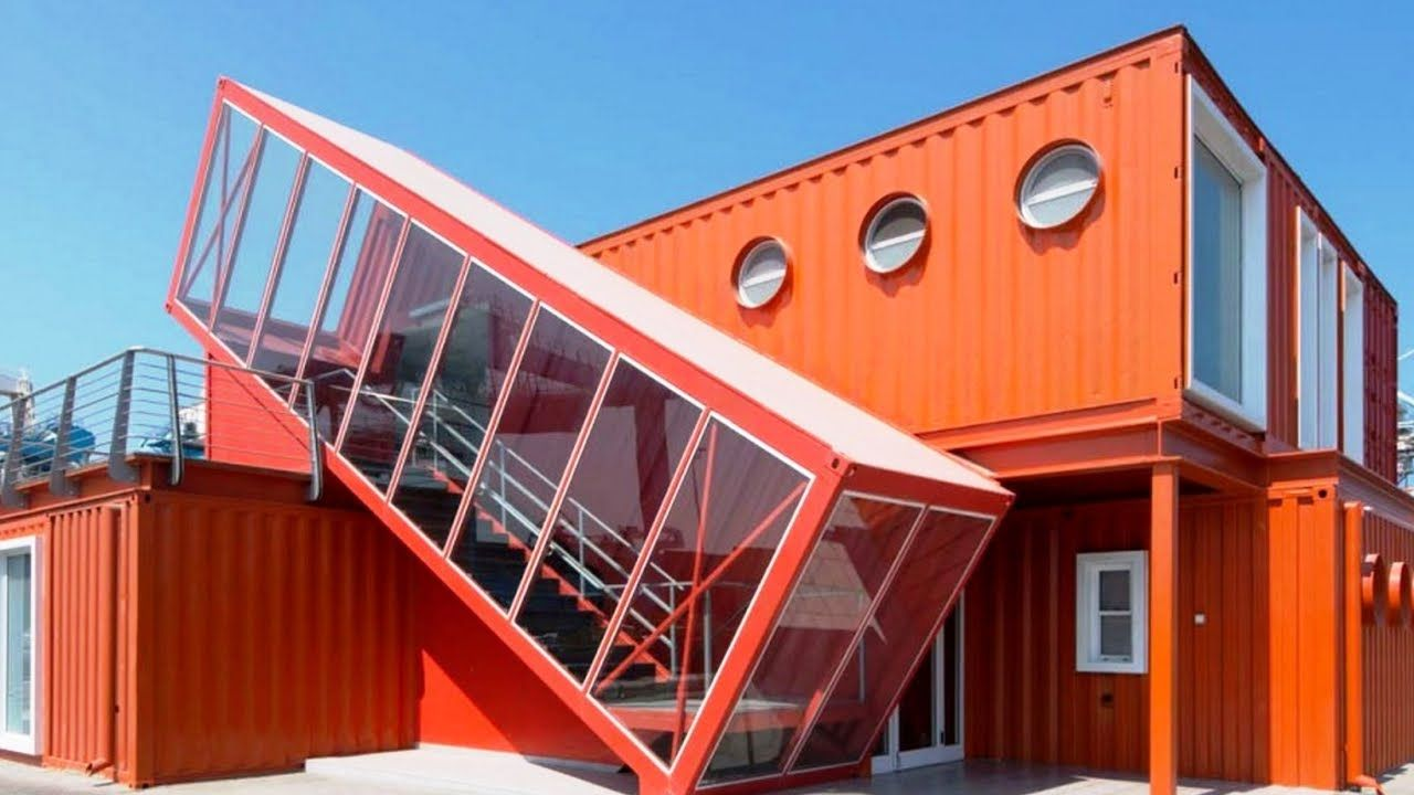 House Made Out Of Shipping Containers 50 shipping container homes you won't believe | ships, shipping