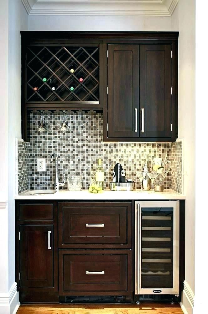 Wet Bar Cabinets With Sink Cryptomars Co With Images Wet Bar Basement Small Bars For Home Bars For Home