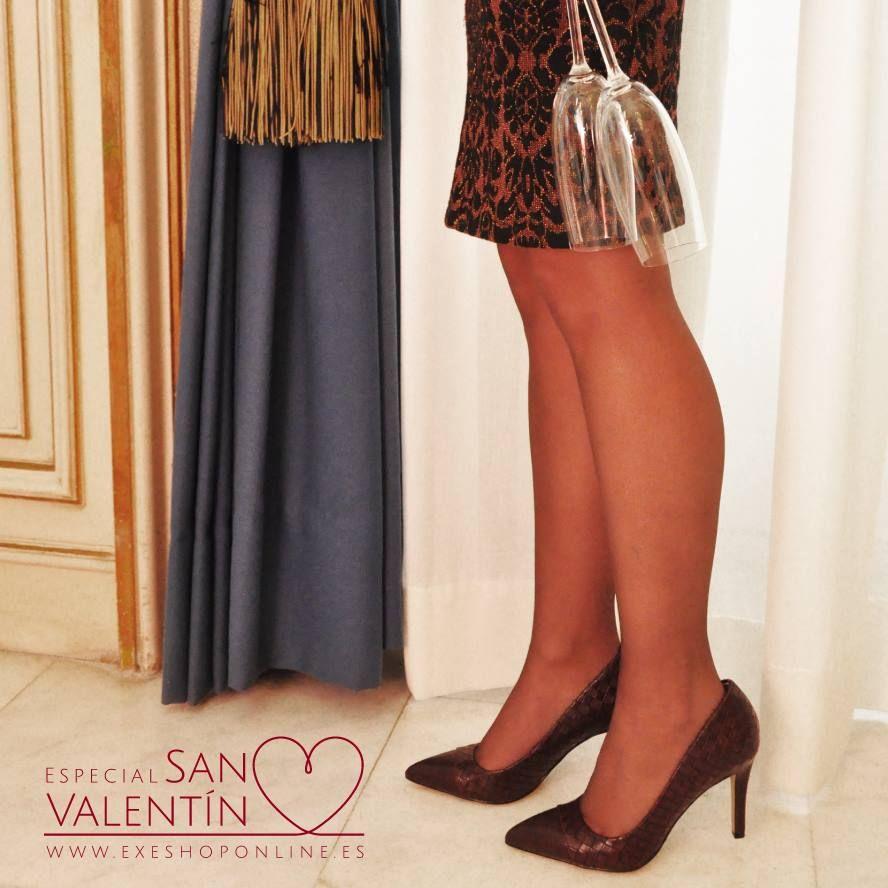 ¡Chin Chin por el amor de tu vida! Sorprende a tu pareja con nuestras sandalias #ExéSanValentín