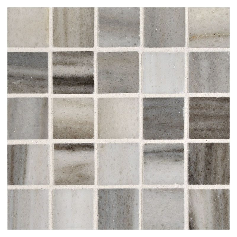 Complete Tile Collection 1 Square Mosaic In Trocadero Blend Polished Mi 240 S2 400 720 Mosaictiles Interiorideas Wa Mosaic Mosaic Tiles Marble Mosaic