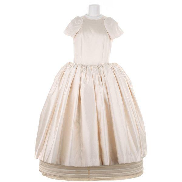 COMME DES GARÇONS Dress (175.705 RUB) found on Polyvore