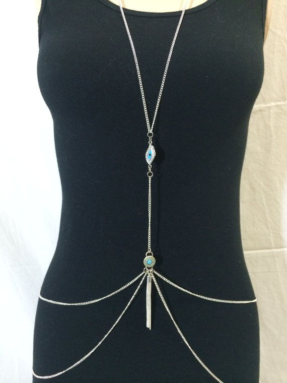 Sexy and Elegant Silver Body Chain by AuricAddiction #sexy #elegant #bodychain #silver #gold #jewelry #style #fashion #ootd #ootn #beauty #beautiful #fall #autumn #seasonal #datenight #date #evening #accessory #eveningwear #bikini #bikiniaccessory #accessories #fashionaccessory #lifestyle #cute #cuteaccessory #fallfashion