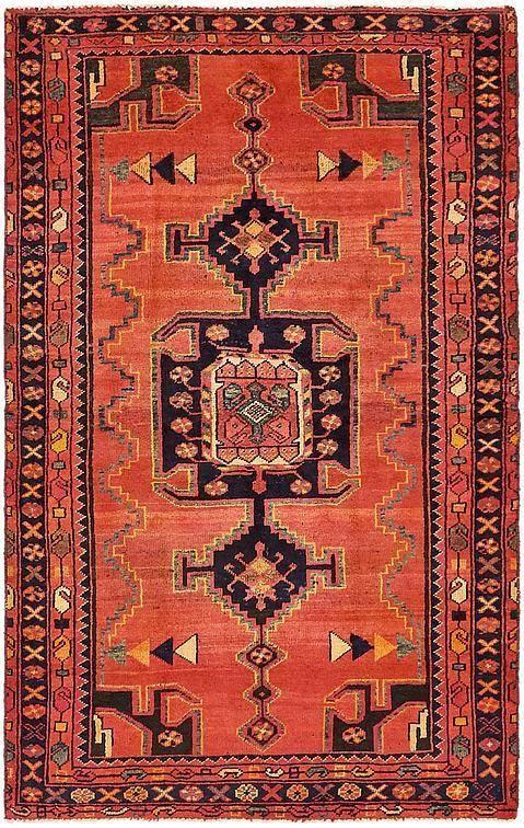 Red Hamedan Area Rug Persian Rug Designs Rugs Tribal Carpets