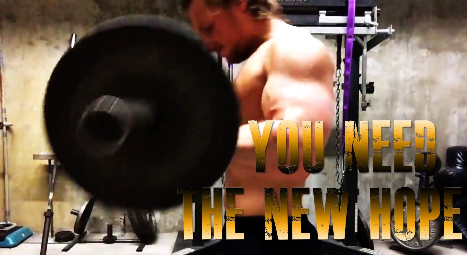 Help The New Hope Bryan Bowers get on #ToughEnough 2015!!!!!