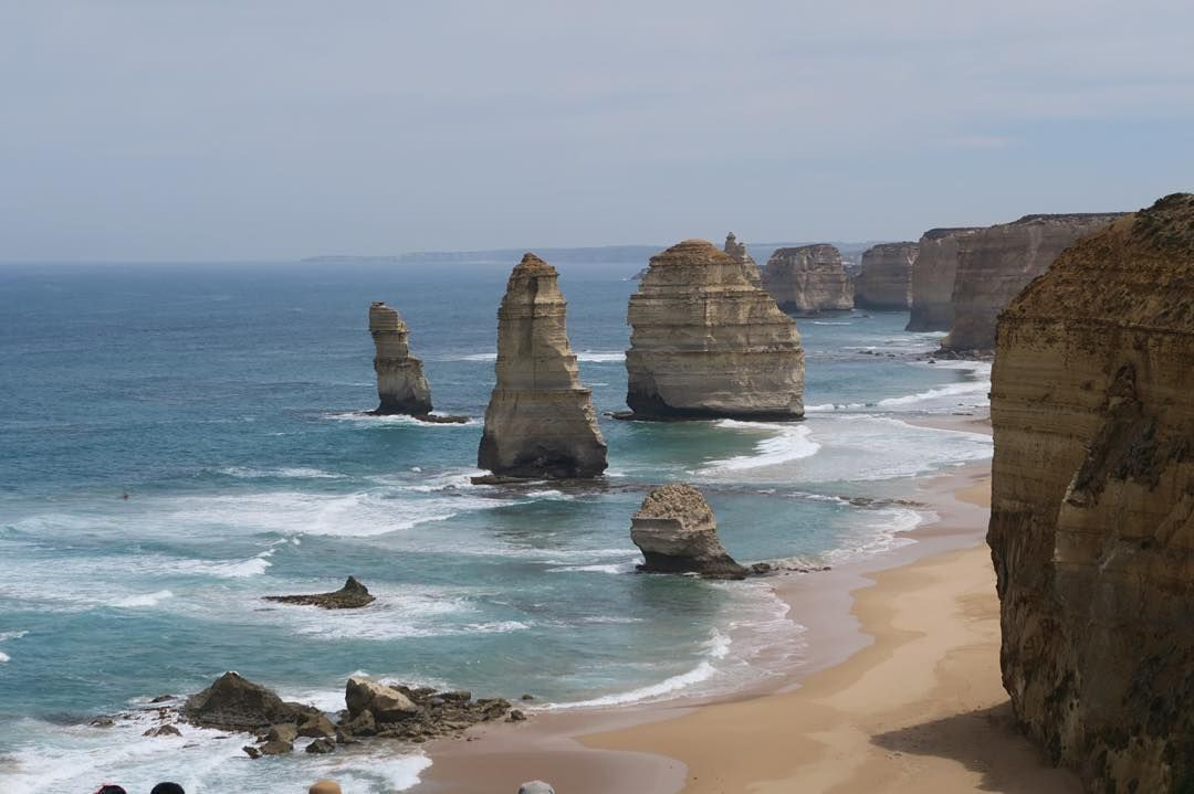 Unbegreiflich  #australia #12apostles #greatoceanroad #roadtrip #victoria #instatravel by _muddispudding_ http://ift.tt/1ijk11S