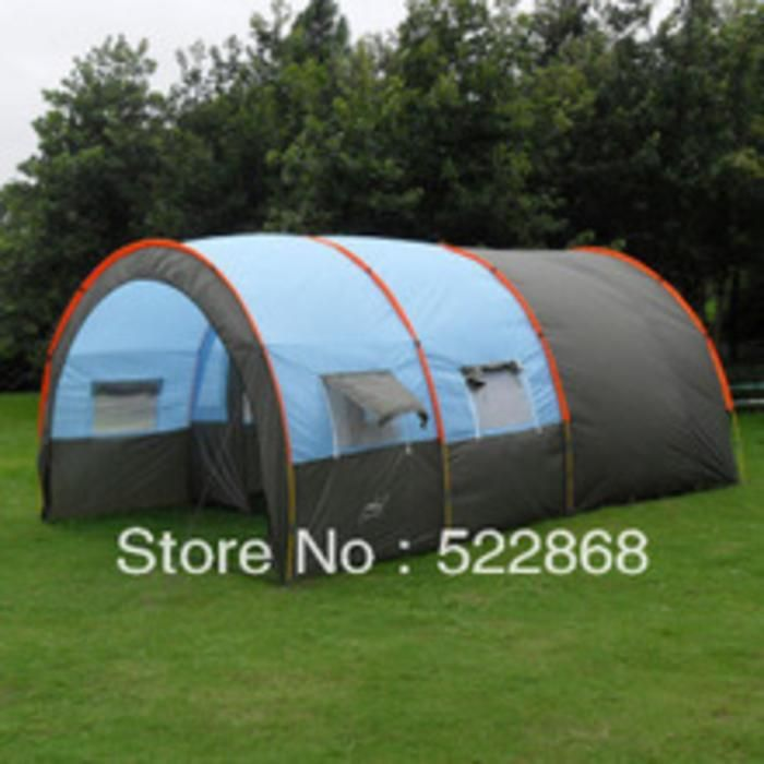 10 persons large family camping tent