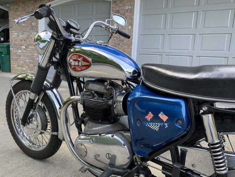 4 Sale 1968 Bsa Lightning Classic Brit Iron Adventure Rider Bsa Motorcycle Classic Bikes Classic Motorcycles