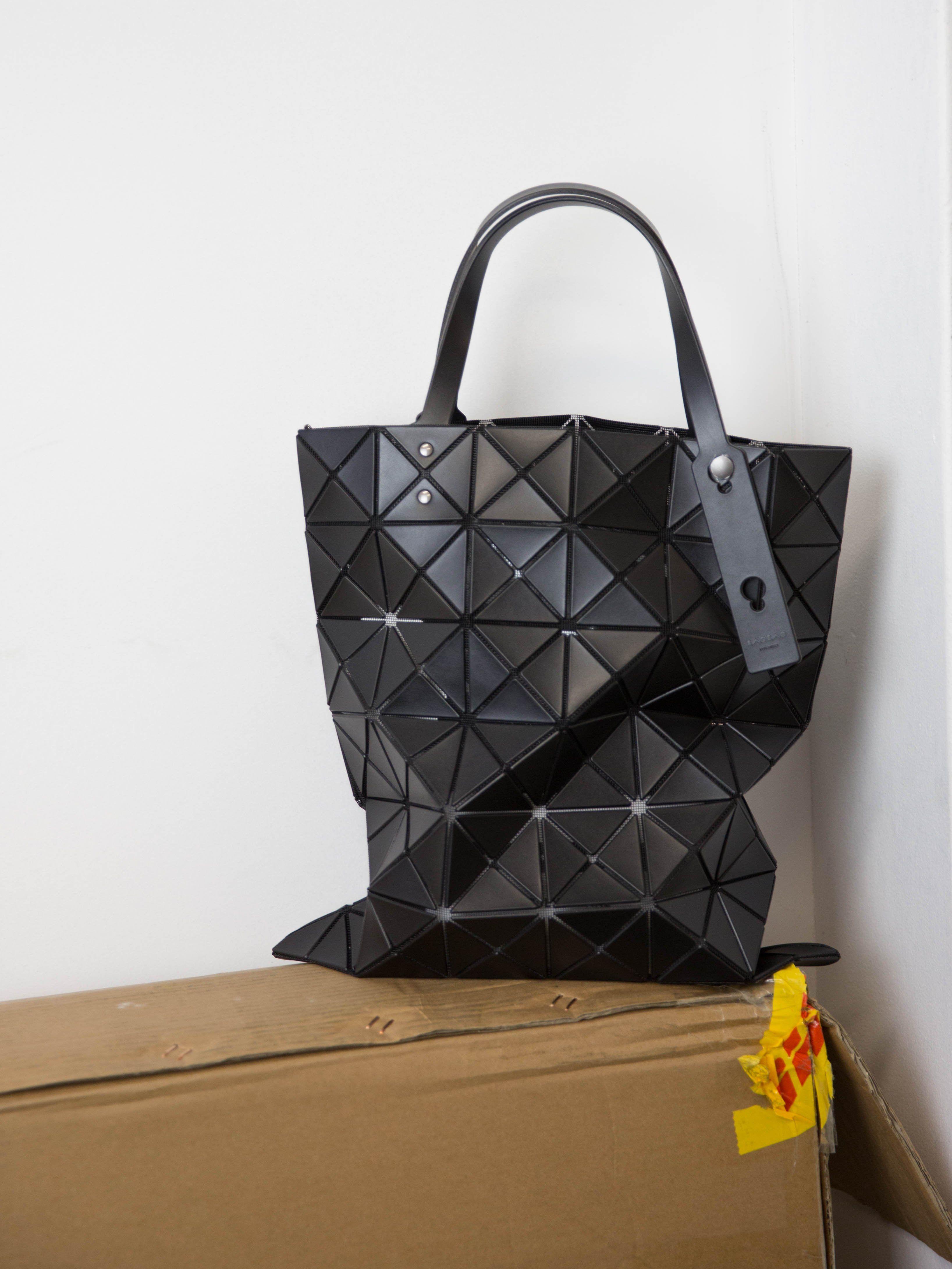 57c8ae7705c8 BAO BAO ISSEY MIYAKE Lucent Matte Tote Bag