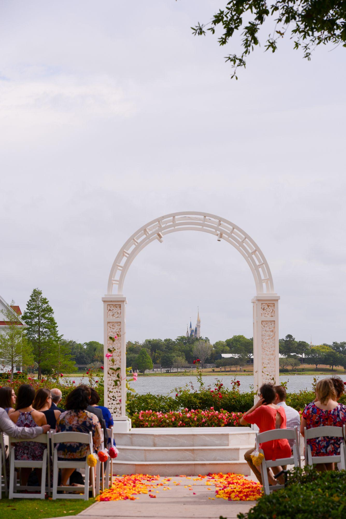 Wedding Point at Walt Disney World | Disney Wedding Venue ...