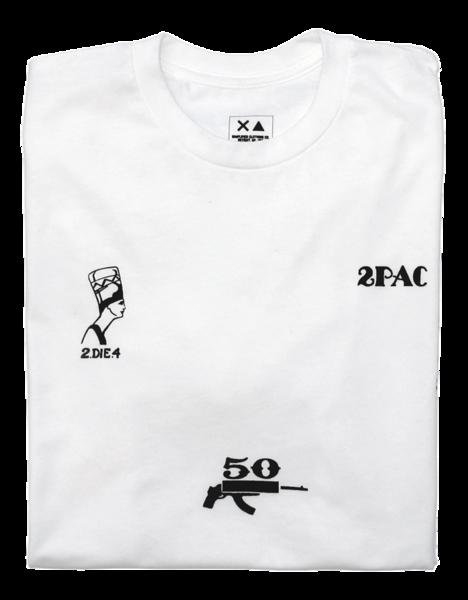 2Pac Tattoo Shirt September 2017