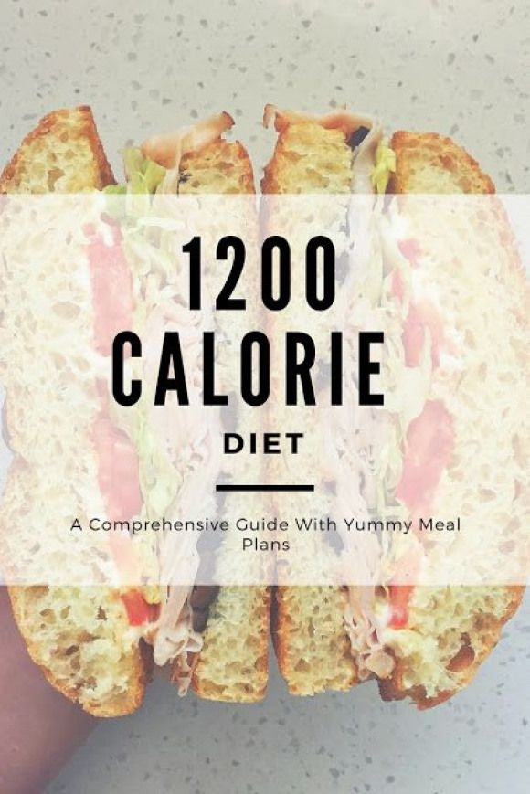 1200 Calorie Diet - A Comprehensive Guide With Yummy Meal Plans #mealplanning #fitness #meal #planni...