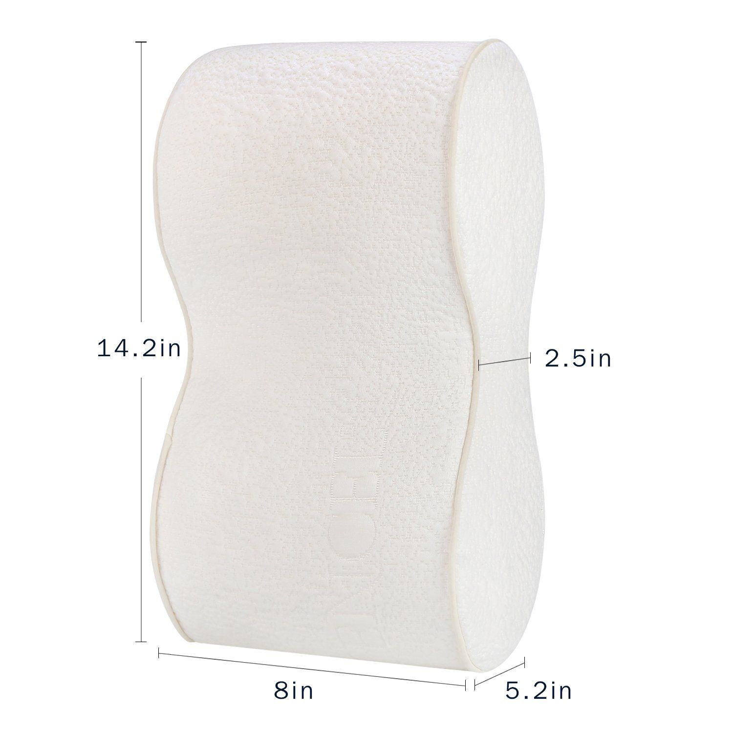 knee pillow for sciatica relief back pain leg pain pregnancy hip and