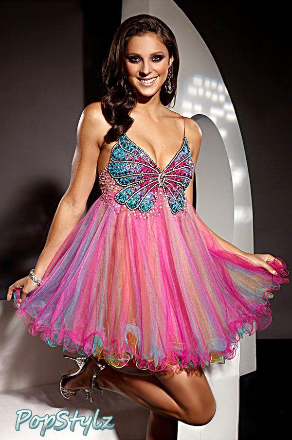 Terani Couture Babydoll Dress | Moda femenina | Pinterest | Vestidos ...