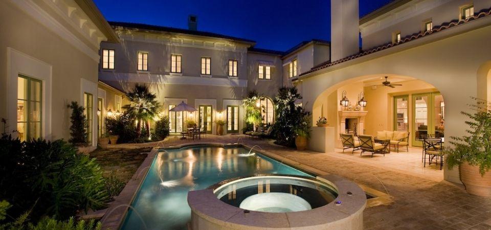 Dream Pool Luxury Custom Homes By Nic Abbey Luxury Homes Www Nicabbey Com House Styles Luxury Homes Home