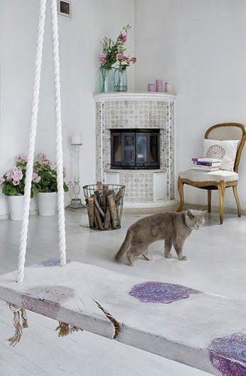 ACHADOS DE DECORAÇÃO   Blog De Decoração Idee Deco, Maison 2, Décoration  Style Bohème