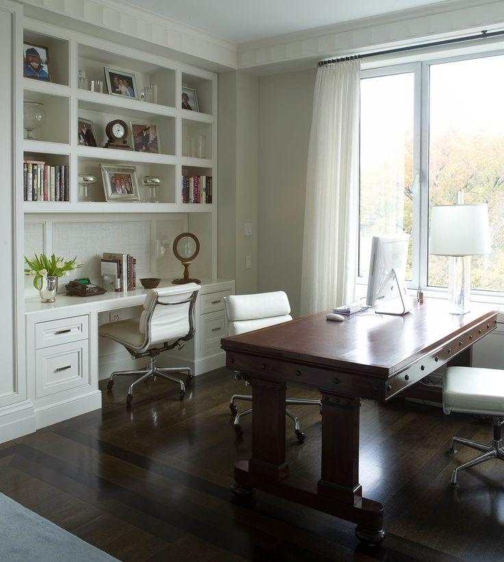 eames ea 217 wei eames ea 217 in 2019 buero b ro ideen arbeitszimmer. Black Bedroom Furniture Sets. Home Design Ideas