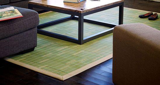 Bamboo Mats Rugs Floor Coverings Haiku