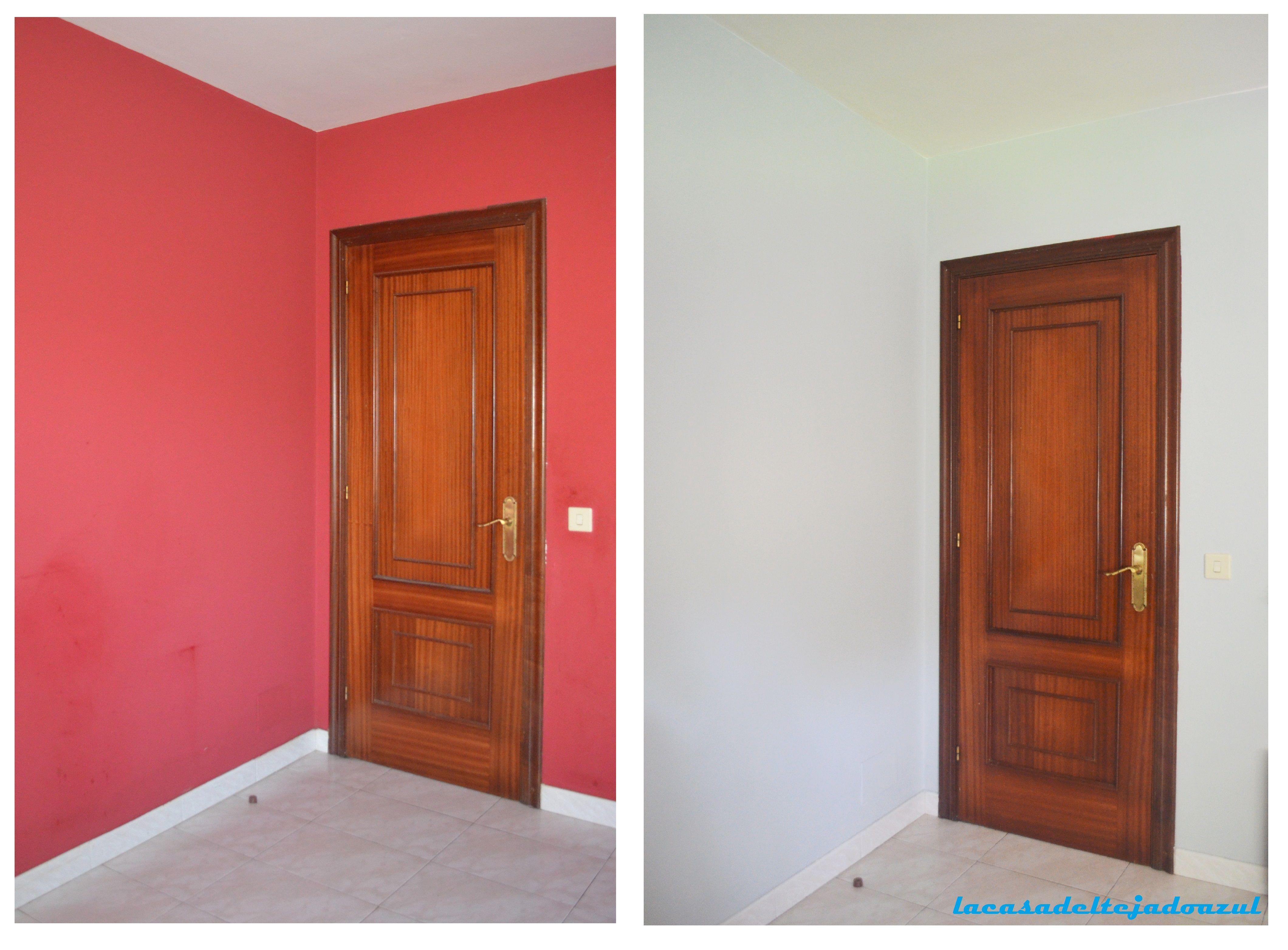 C Mo Pintar Una Habitaci N Home Pinterest Sencillo Paredes