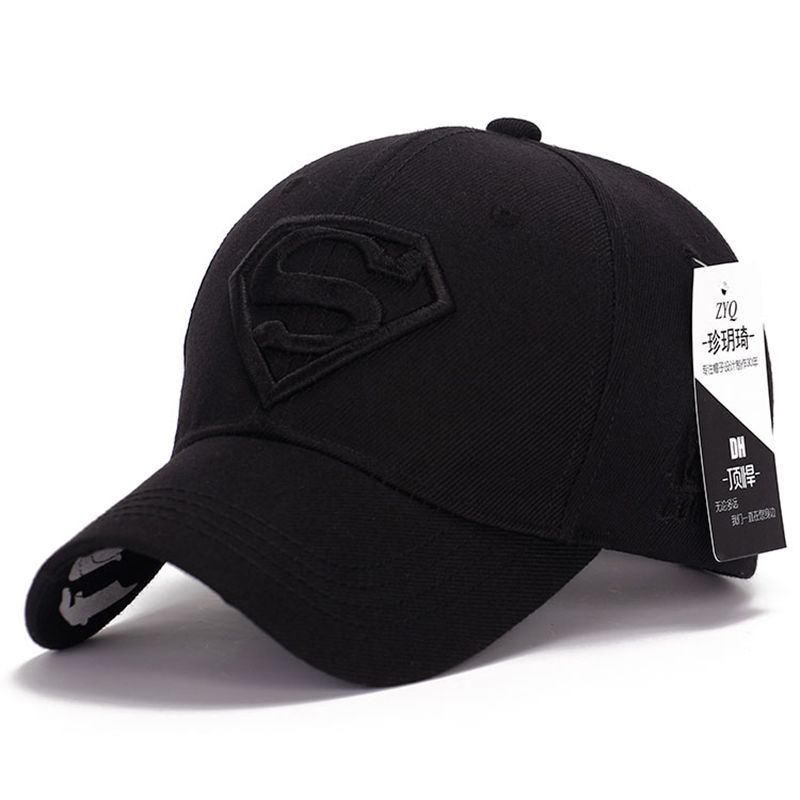 Snapback Bone Masculino Superman Cap Baseball Casquette Luxury Caps Hat  Gorras Hombre Hats Touca Gorra Cappello De Chapeus Men-in Baseball Caps  from Men s ... f286113a7f6