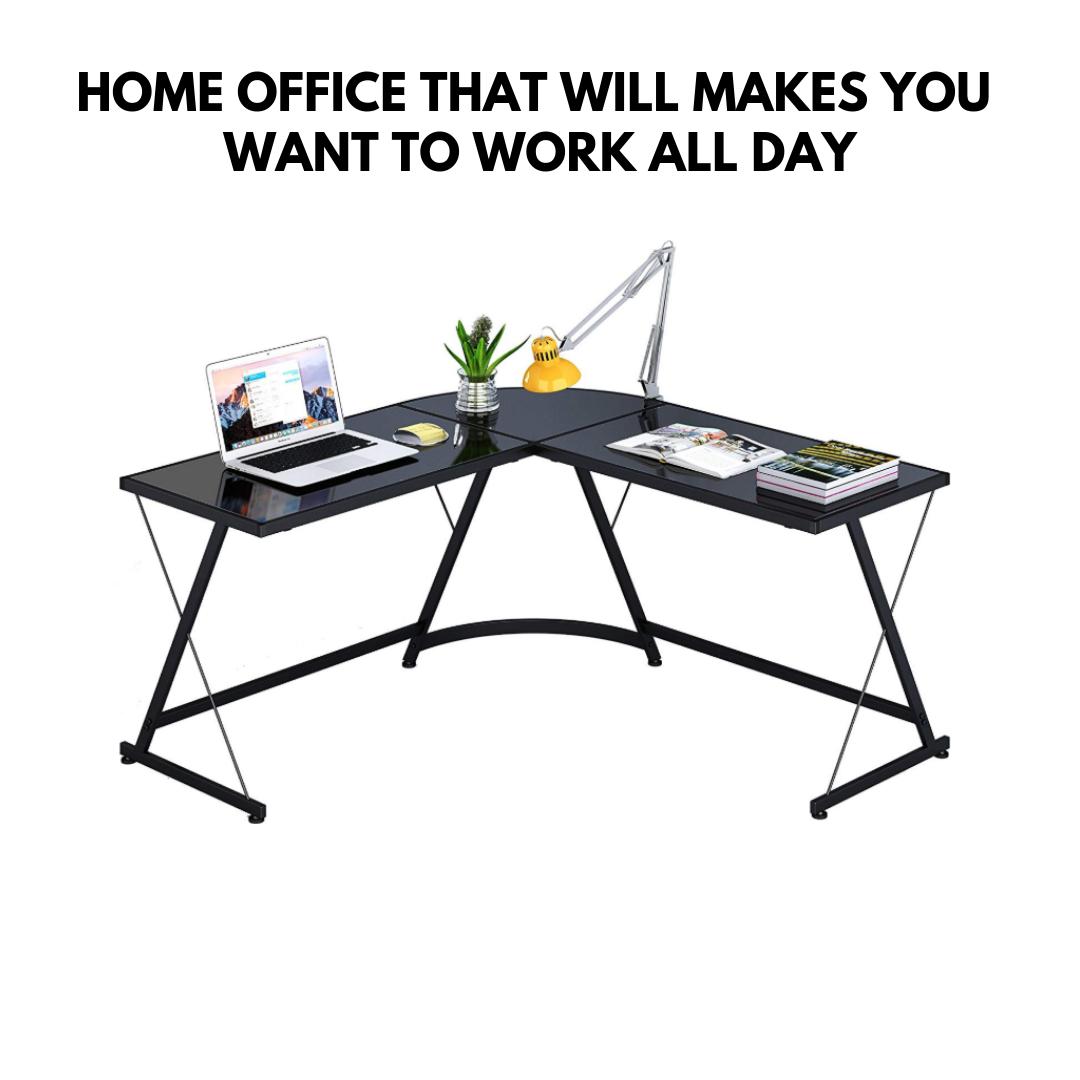 Small Space Homeoffice Corner Desk: Small Corner Desk , Home Office , Corner