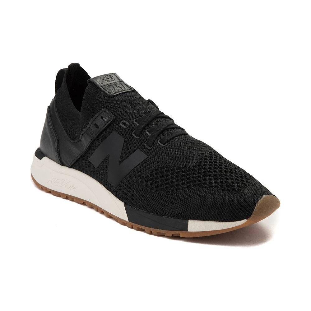 huge selection of 881fb 5a597 Mens New Balance 247 Athletic Shoe - Black - 401644
