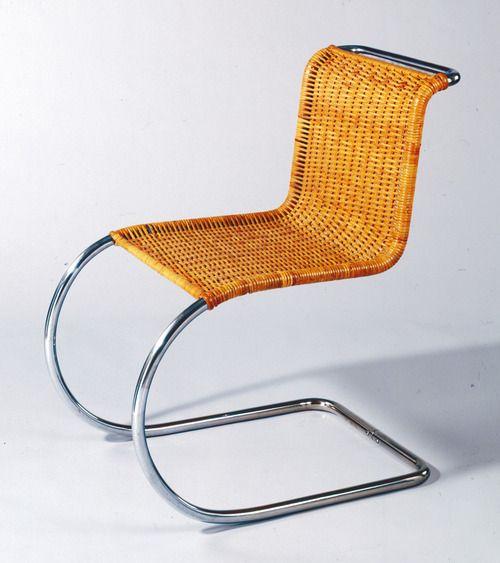 Ludwig Mies van der Rohe 1927 Design Pinterest