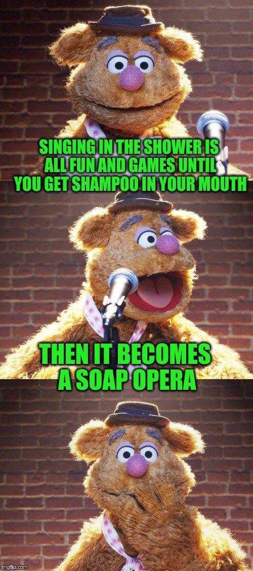 Fozzie Jokes (Stolen from DashHopes Christian humor