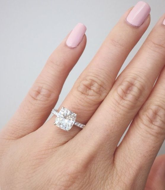 carat rings emerald cut engagement ring ideas