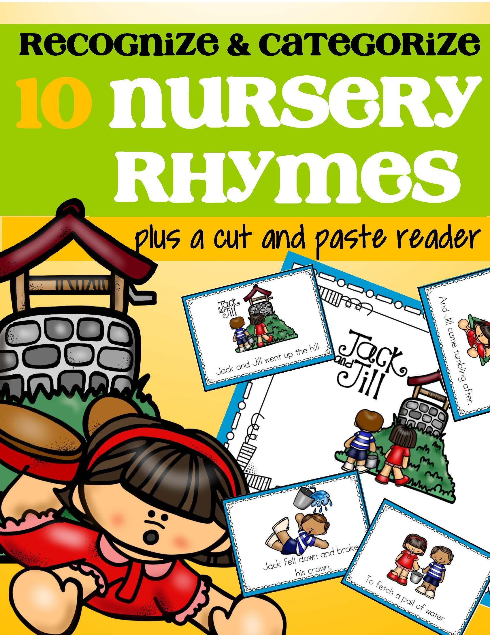 Pin On Nursery Rhymes