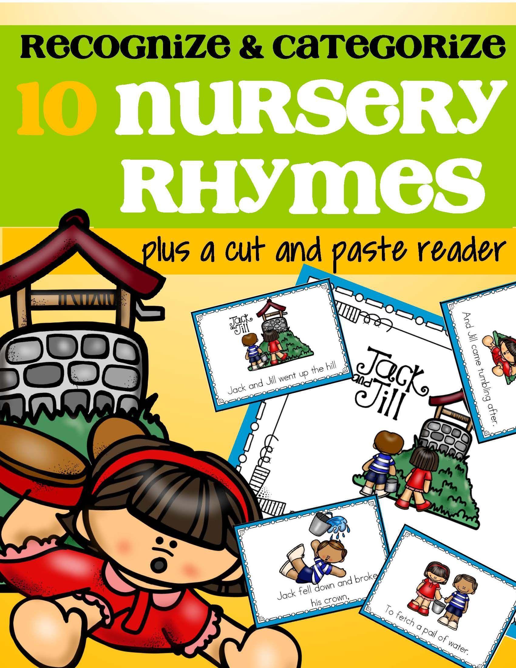 Pin On Nursery Rhymes