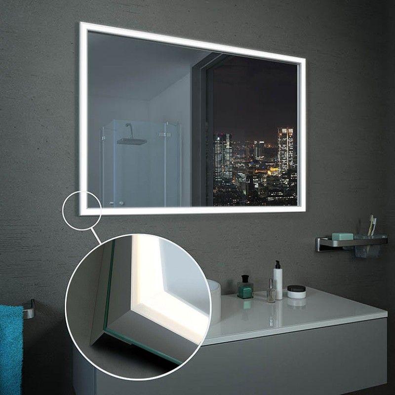 Badezimmer Spiegel Mit Uhr