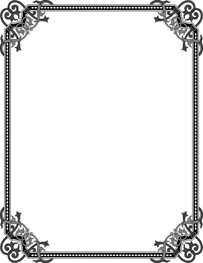 Quadro Gotico Elegante Elegant Gothic Vintage Elegant Elegant