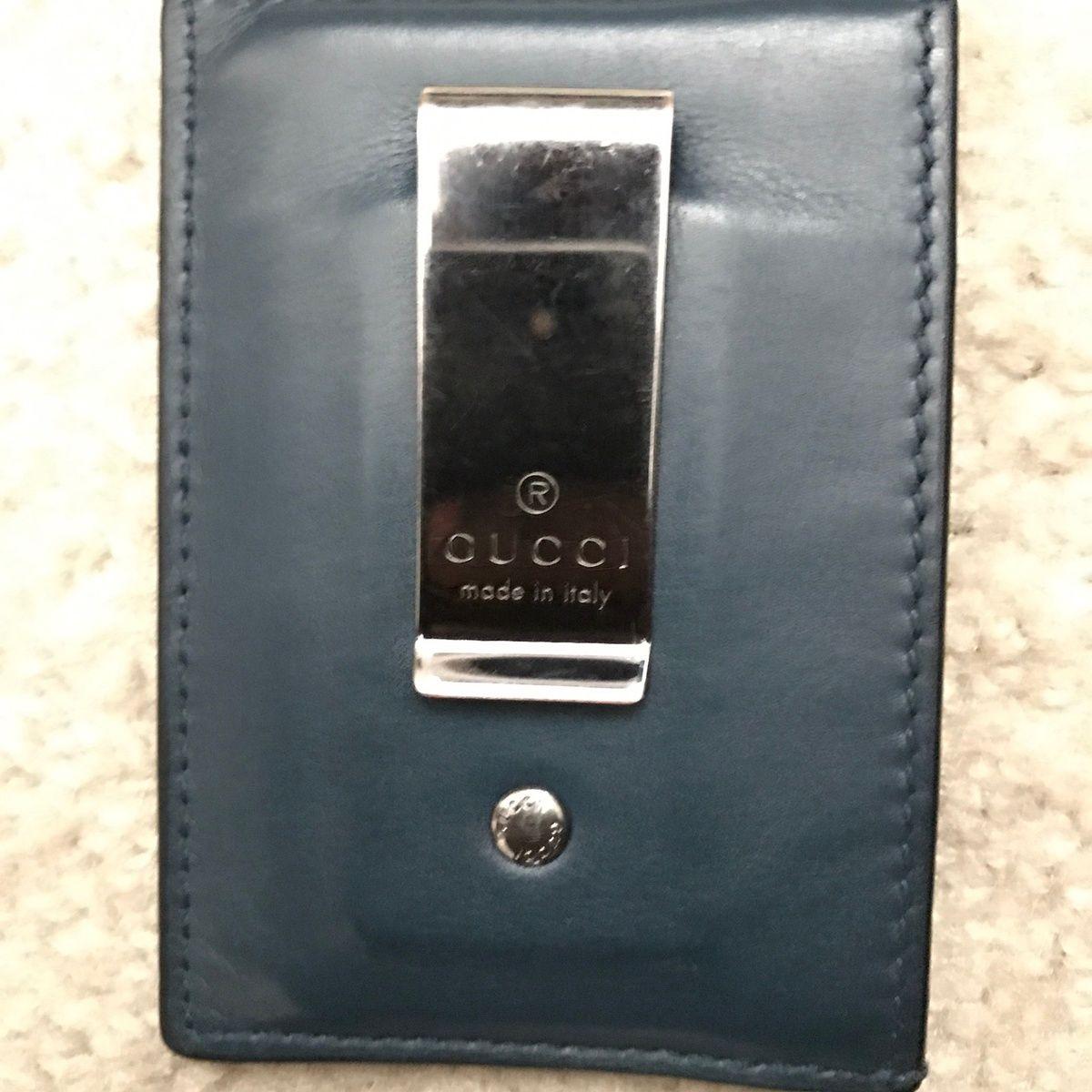 Gucci Gucci Signature Money Clip Size one size - Miscellaneous for Sale - Grailed