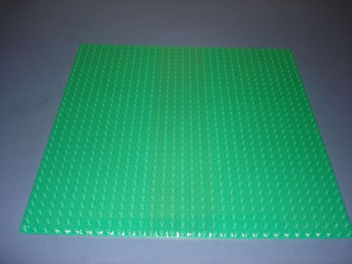 Lego Set 626 32x32 Dot 10x10 inch Green Base Plate New | eBay ...