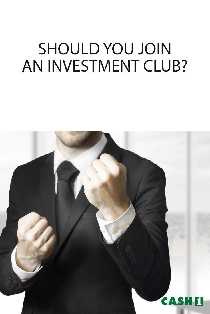 Should You Join An Investment Club Investment Club Investing Money Saving Tips