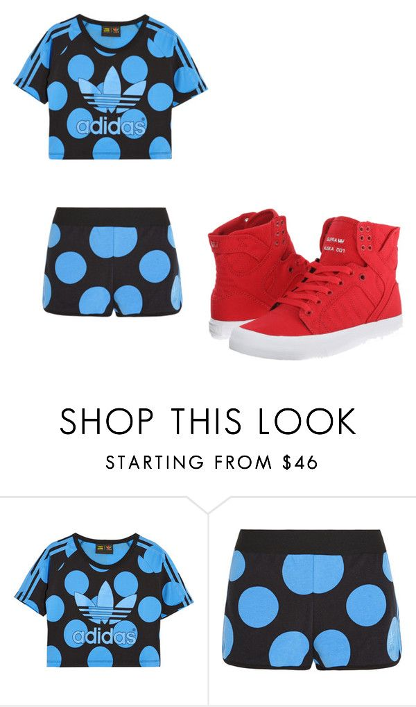 """justin bieber 'sorry' outfit"" by kijannakap on Polyvore featuring adidas Originals and Supra"