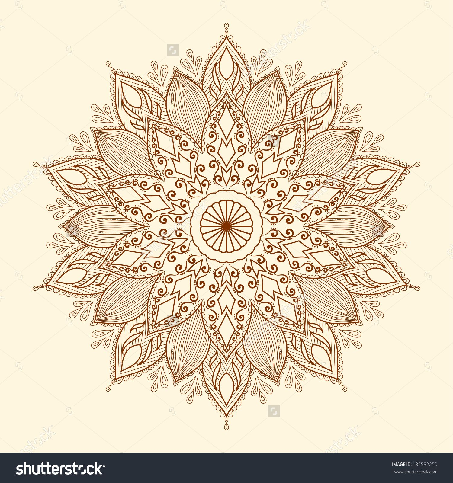 8bee8c4b4 Mandala dahlia tattoo designs (oranges, pinks, and yellows) | Art ...