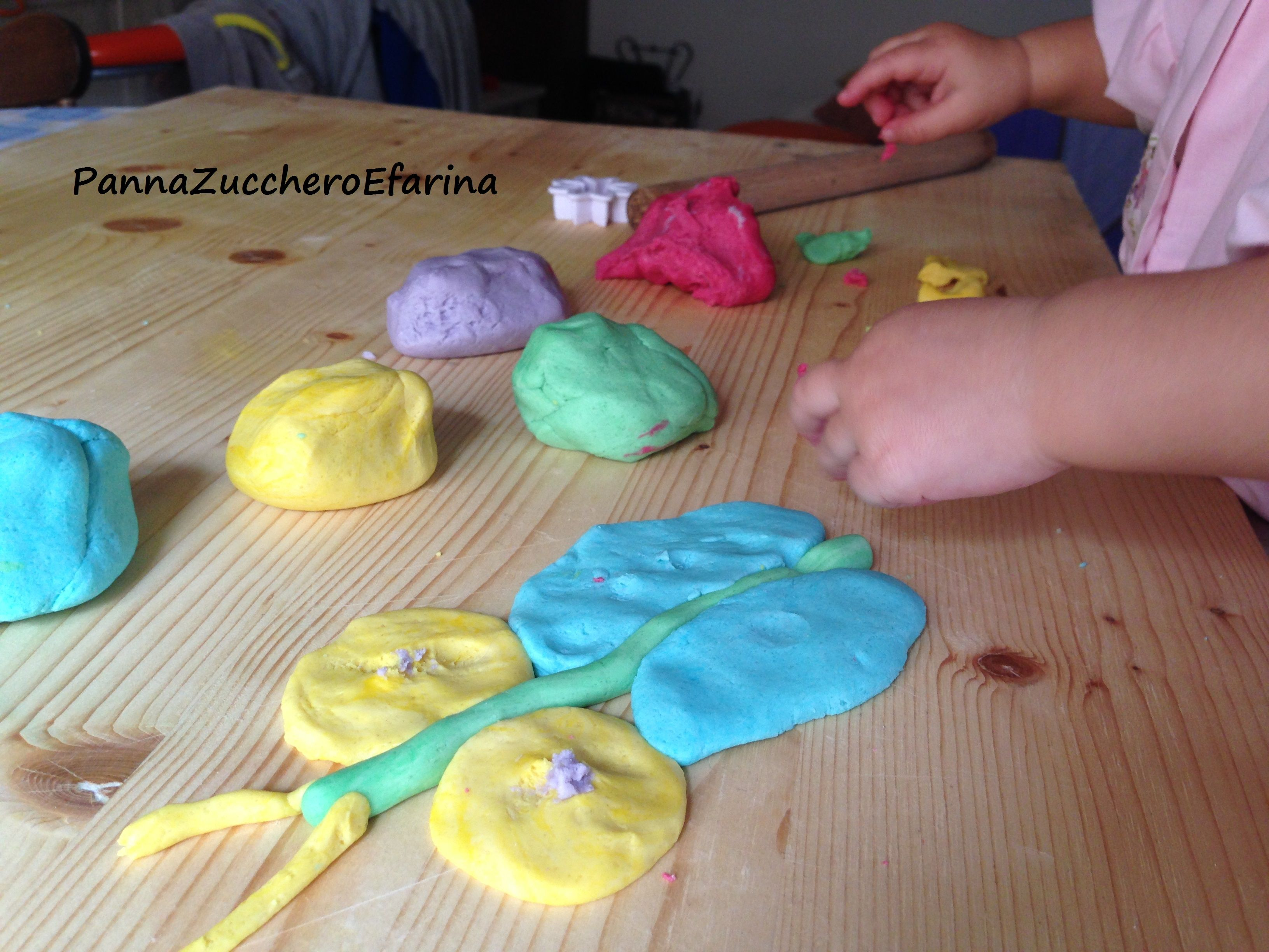 Plastilina Bambini ~ Plastilina home made ricette per bambini pinterest home made