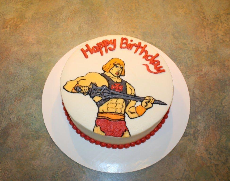 Prime He Man Birthday Cake Birthday Cakes For Men Man Birthday Cake Funny Birthday Cards Online Sheoxdamsfinfo
