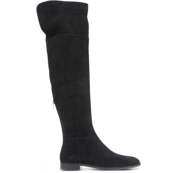 71d063a517d Sergio Rossi Over The Knee Boots ( 1