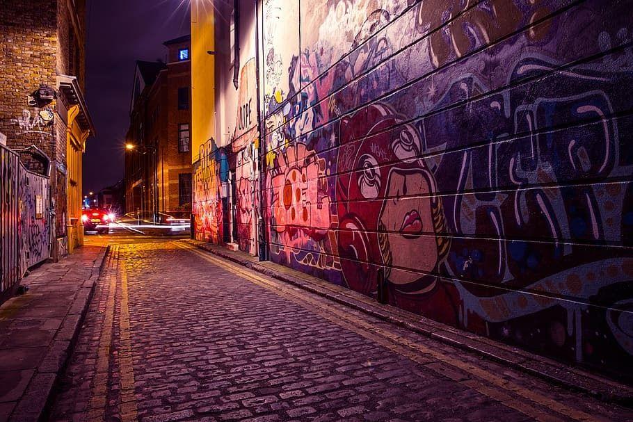 Wallpaper Pemandangan Jalan Kota – WallpaperShit