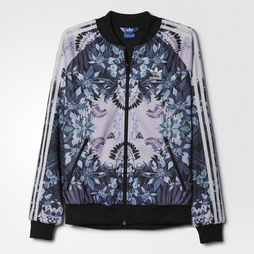 979f2a993f adidas - Campera Originals Florera Superstar Mujer | Dress ...