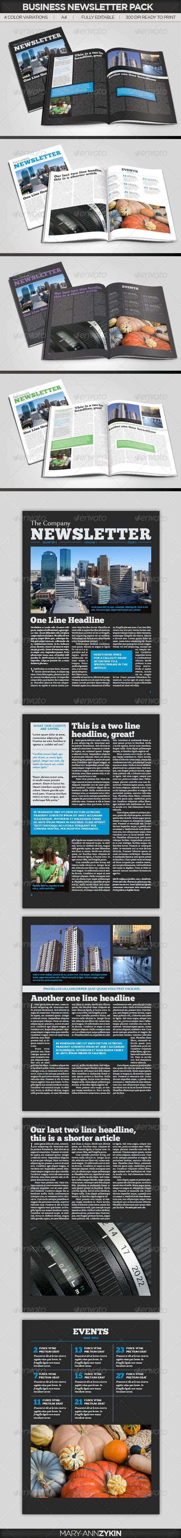 indesign newsletter template newsletter templates print templates