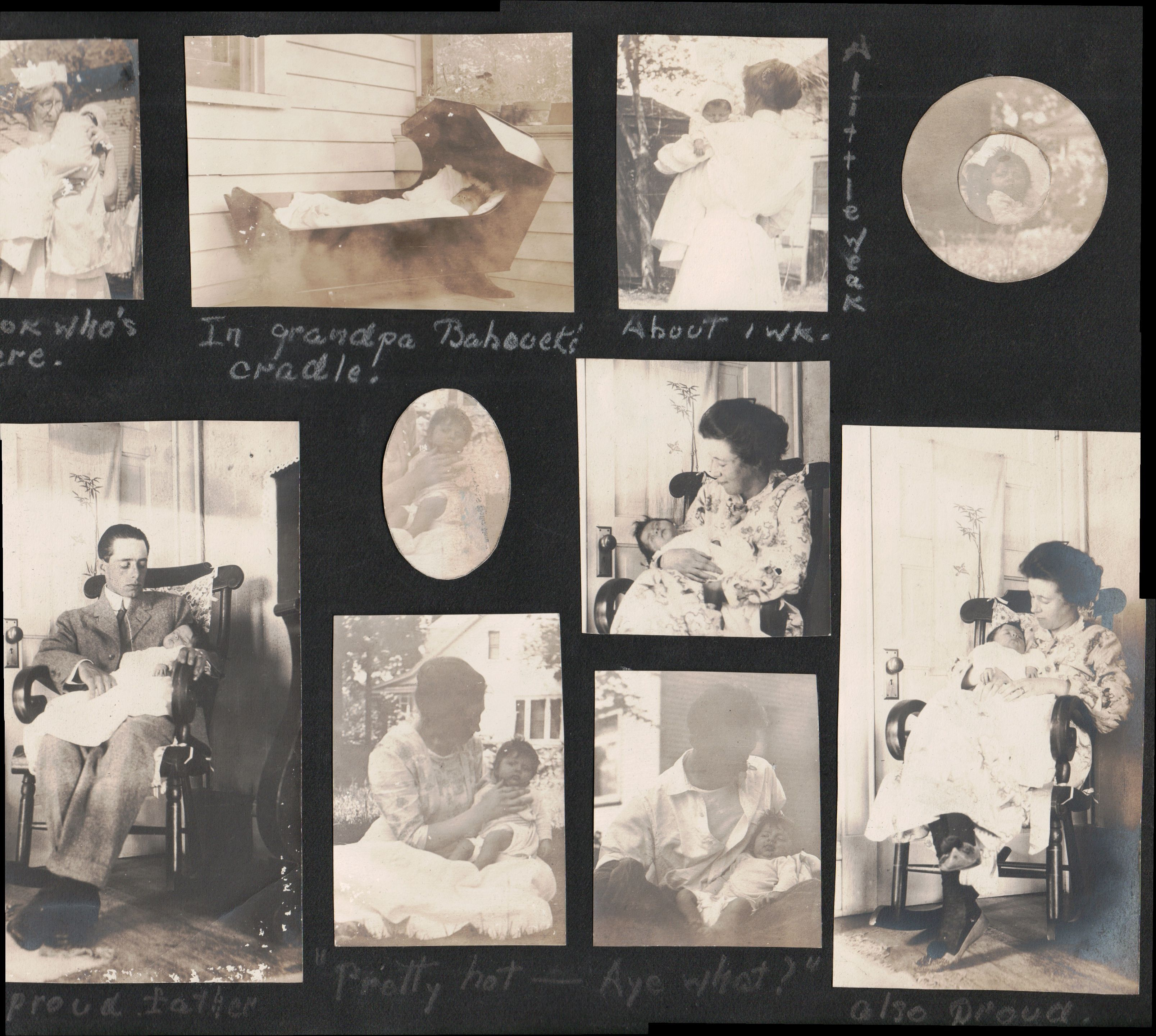 By Chris Little My great grandmother Ethel was an intermittently